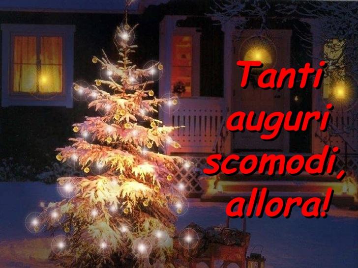 Buon Santo Natale.Auguri Inquieti Di Buon E Santo Natale Scuolavicentina